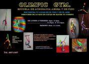 Olimpic gym.