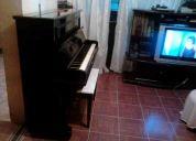 Clases de piano,guitarra y canto a domicilio
