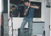 Guitarra - clases a domicilio