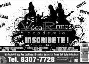 Academia de musica / mty - escobedo