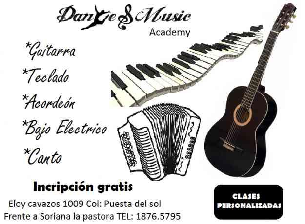 Worksheet. Clases de guitarra teclado acorden bajo Monterrey Contry