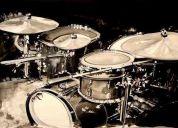 Clases de batería y percusiones