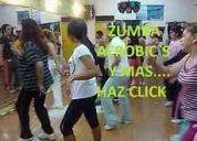 Clases de zumba aerobics y mas 26123615 metro jamaica