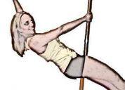 Clases pole dance/ clases de tubo pole dancers