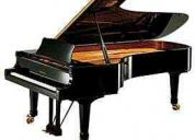 Clases de piano en tulancingo, hidalgo.