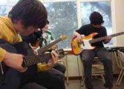 Clases de guitarra electrica en el df!! aprende desde $250 x mes!!