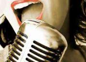 Cursos de canto, baile y actuacion.