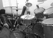 Clases y cursos de bateria  profesionales