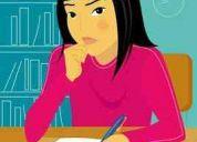 Clases de regularizaciÓn para niÑos de primaria