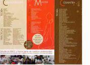 Cosmiatria , cosmetologia y maestria en