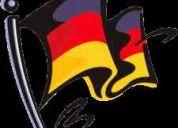 Clases personalizadas de alemán