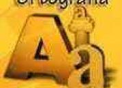 Ortografia, redacciÓn, calidad en el servicio
