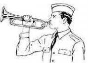 Instructor de banda de guerra