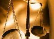 Asesoria gratuita sin compromiso... penal, familiar, civil, fiscal