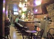 Foxx sport's bar solicita  musico cantante