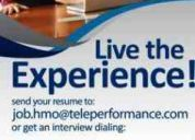 La mejor empresa de telecomunicaciones te busca!!