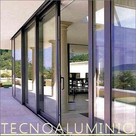 Aluminio Y Cristal Aluminio Y Cristal Aluminio Y