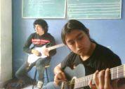 Profesores de guitarra bateria violÍn canto piano solfeo armonia y composiciÓn