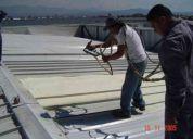 Aislamientos de poliuretano espuma de poliuretano refrigeracion industrial y comercial