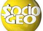 Socio geo - 500 hasta 1500