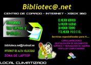 Encargada de ciber - game ( internet, copiado y xbox360)