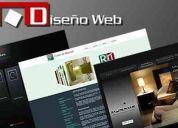 DiseÑamos tu exito! paginas web desde $6,000 pesos, diseÑo grafico y foto profesional