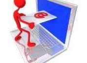 Busco trabajo de capturista,ayuda en trabajos,diseño gráfico,traducción,informática,electr