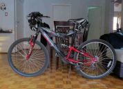 Bicicleta mongoose!