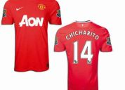 ::::::::::::::::::: jersey manchester united chicharito :::::::::
