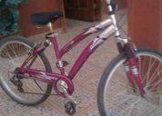 Vendo bicicletas next de aluminio para hombre y mujer!! $900pesos c/u