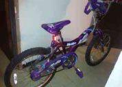 Vendo 2 bicicletas 1.-firefly r20 2.-rallye 260sx r20