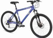 bicicleta raleigh mojave 4.0