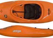 Kayak playboat de aguas rapidas