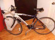 Vendo biciclta de ruta seminueva impecable (urge x cambio de domicilio)