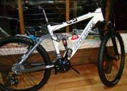 Bicicleta alubike remato nueva
