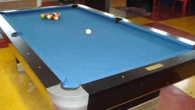 Vendo mesas de billar pool y carambola seminuevas a tratar tuxtla gutierrez teran doplim 14694 - Vendo mesa billar ...