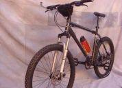 Bicicleta de montaña gary fisher frenos de disco