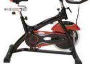 Bicicleta para spinning js-9.3b cv fitness uso rudo