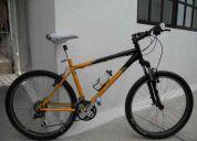 Bicicleta de montaÑa marca gary fisher tasajara cuadro de aluminio de 48 centimetros o 19