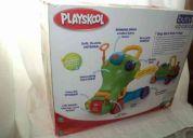 Carrito -andador playschool nuevo