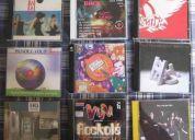 Lote de 17 discos compactos - envío gratis