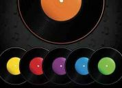 Lote de discos de acetato!!!