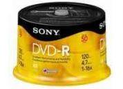Discos sony, cd y dvd en oferta