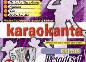 Cds de karaoke originales