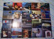 Para conocedores, coleccion de 40 cd's de musica clasica.