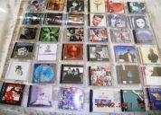 Vendo cd's originales $40 pesos y dvd's de musica a solo $ 50 pesos