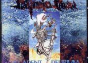 Cd importado psychic pawn - decadent delirium