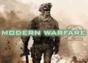 Vendo o cambio call of duty mw 2 y battlefield 2 para xbox 360
