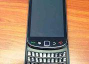 Blackberry torch 9800 pin activo de telcel