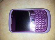 Vendo black berry curve 8520